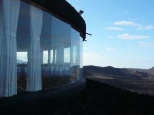 Panoramic Windows Restaurant Timanfaya