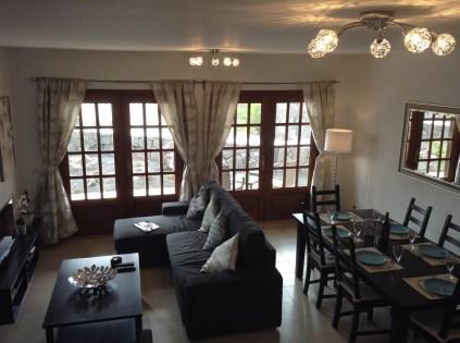 Villa Tropicana Living Area