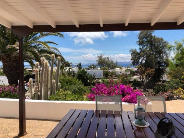 Terrace view Casa Dee
