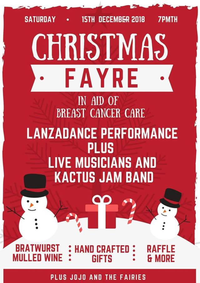 Christmas Fayre Costa Teguise