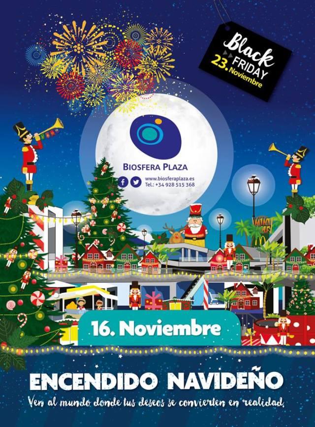 Christmas Lights Biosfera