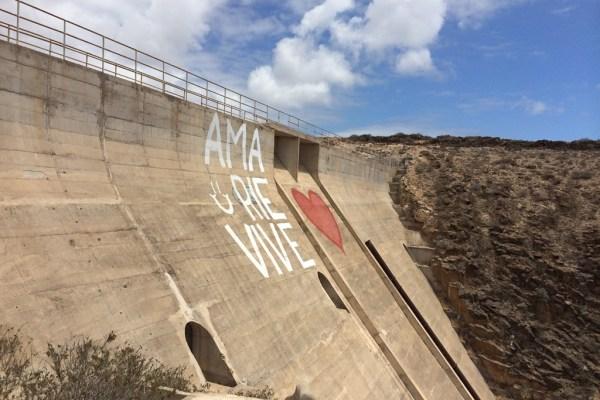 Lanzarote walk