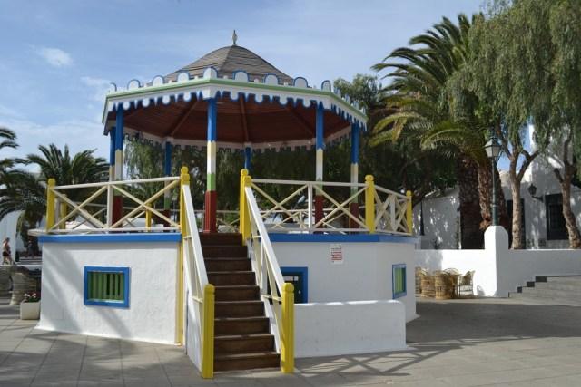 Pueblo Marinero Bandstand