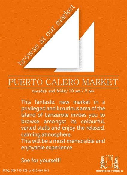 Puerto Calero Market