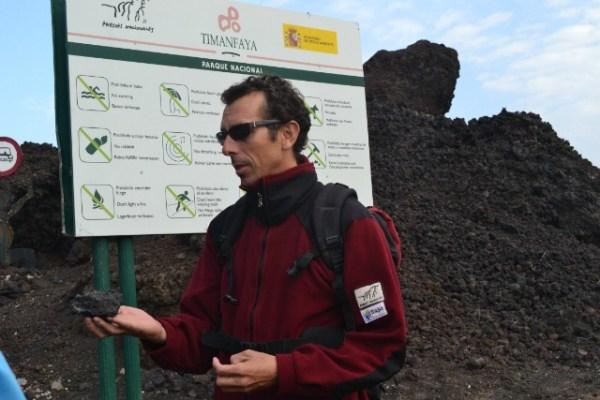 Timanfaya Walk