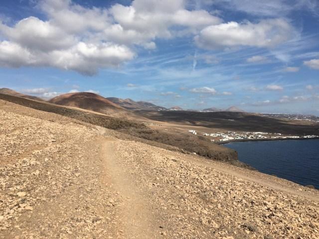 Coastal Footpath Playa Quemada