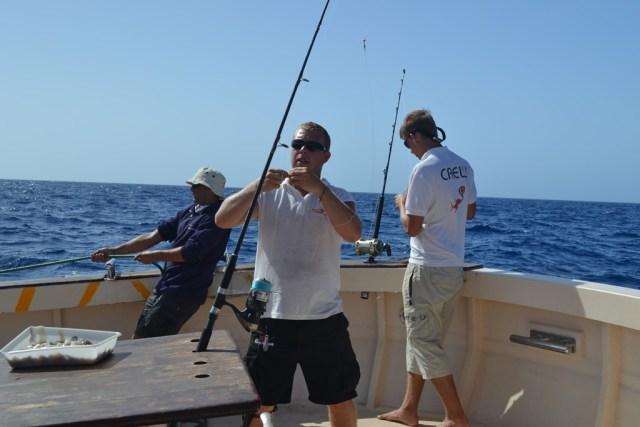 Fishing Crew Lanzarote