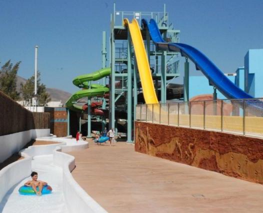 Hl paradise island water park lanzarote webcam