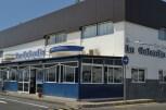 Fish restaurant Playa Blanca