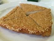Beijing Prawn Toast