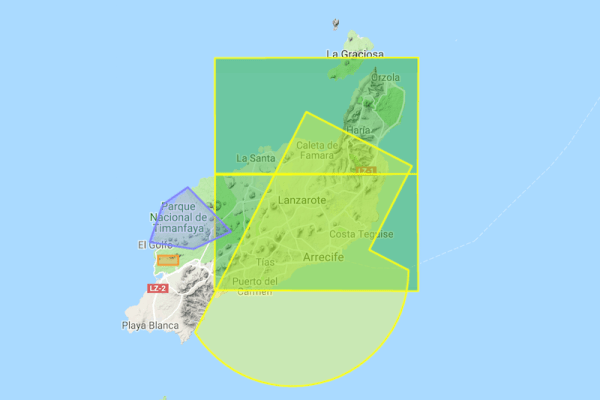 Drones Lanzarote