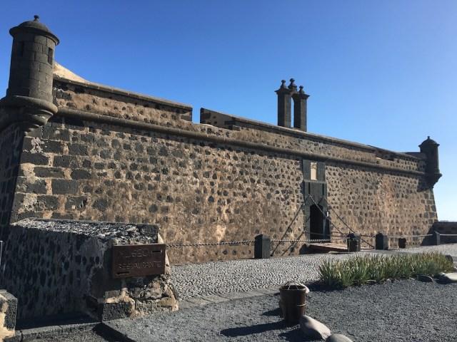 Castillo San Jose Arrecife Lanzarote