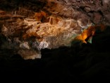 Cueva de los verdes lighting