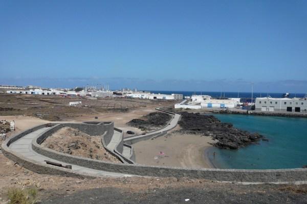 Paseo de Puerto Naos