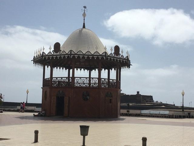 Quisco de la Música Arrecife Lanzarote