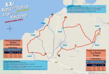 XXI Rally de Tierra - Tinajo