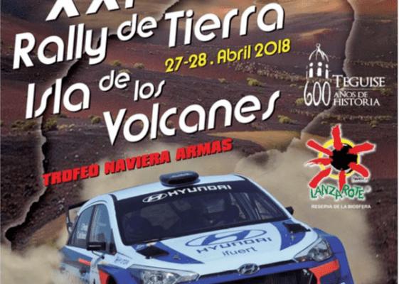 XXI Rally de Tierra Isla de los Volcanes