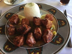 La Opera Chicken Tikka