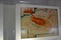 Timanfaya Old Map Lanzarote