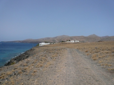 Walk, Puerto Calero to Playa Quemada