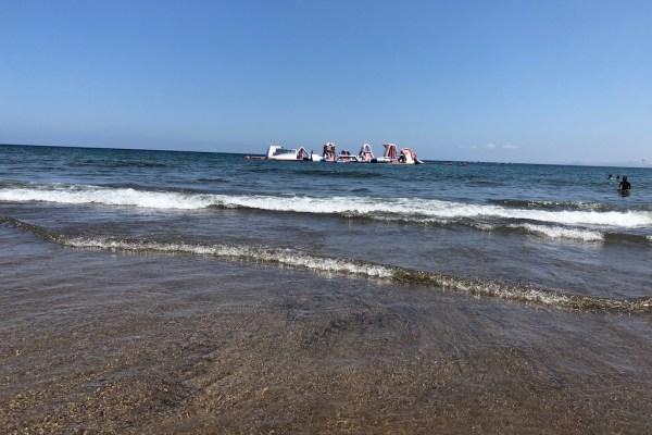 Inflatable Waterpark Playa Grande