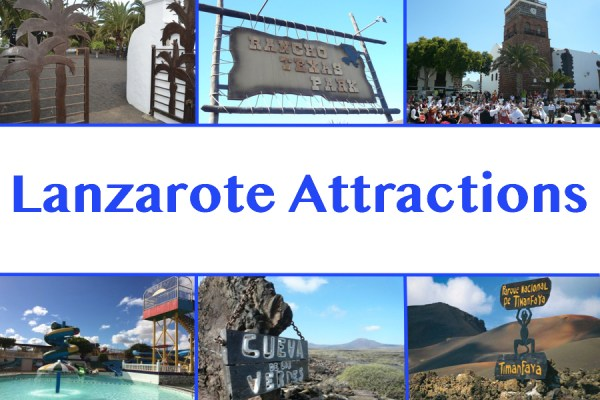 Lanzarote Attractions