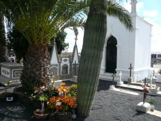 Manrique's grave