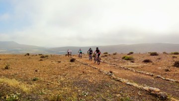 GR131 Las Nieves to Teguise