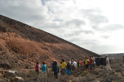 Excavation site at Valle Grande_2