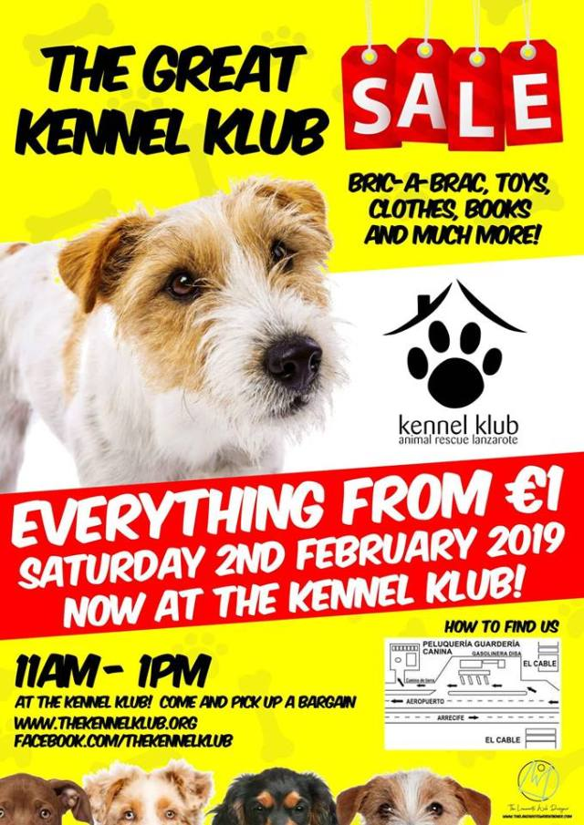 Kennel Klub Car Boot