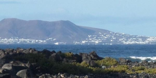 Lanzarote from Fuerteventura