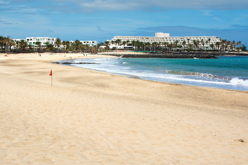Beaches of Costa teguise