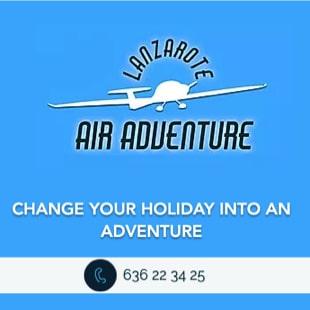 Lanzarote Air Adventure