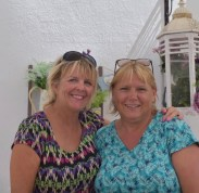 Jilly Laughton and Ruth Greaney