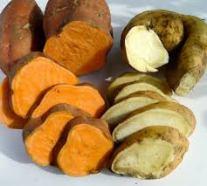 batatas sliced