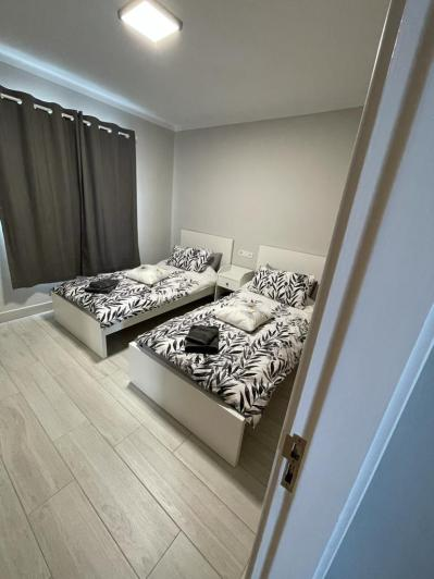 Oliver twin bedroom