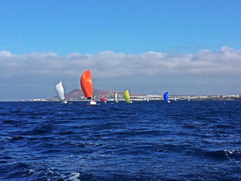 Lanzarote Sailing Paradise equipo vela deportiva