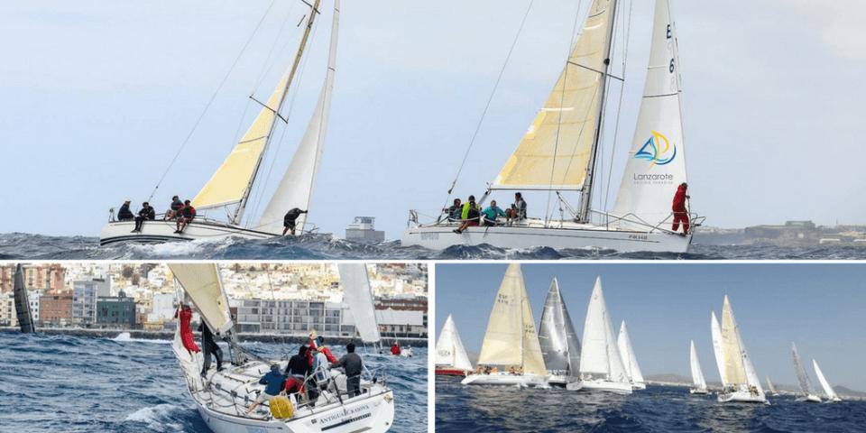 Collage_lanzarote_sailing_paradise