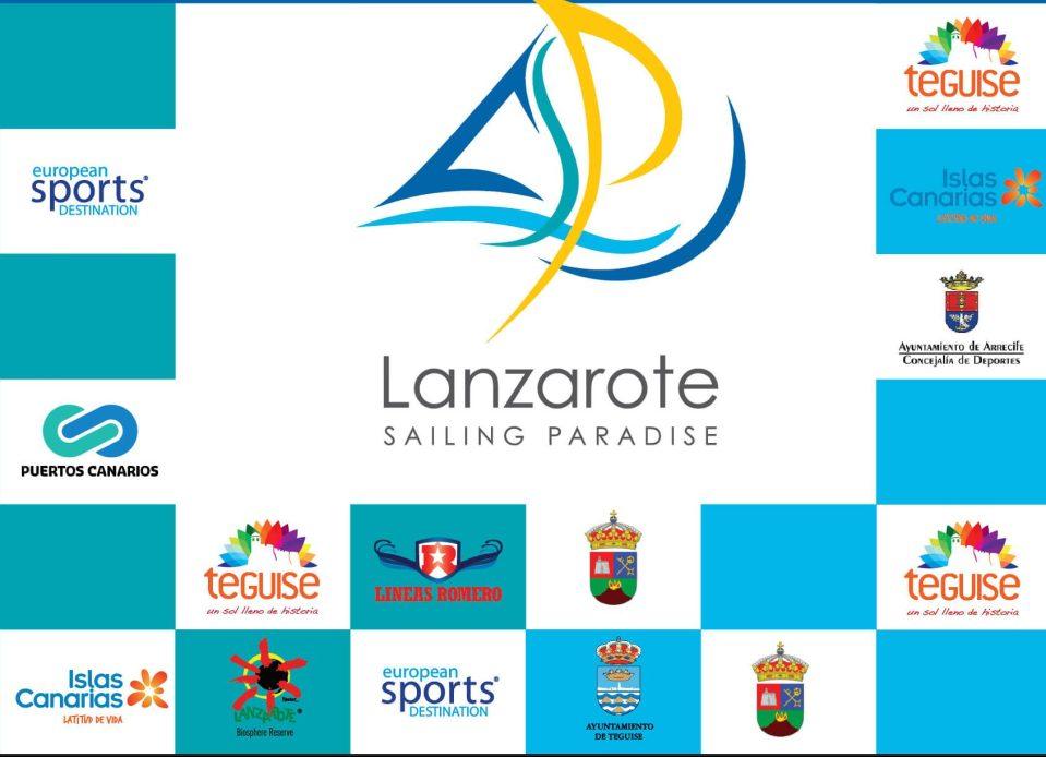 Photocall_patrocinadores_lanzarote_sailing_paradise