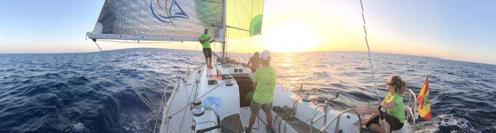 Antigua Craiova - Lanzarote Sailing Paradise IV Regata Puertos Canarios