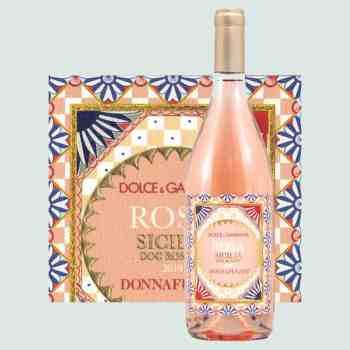 Donnafugata rosa Dolce e Gabbana