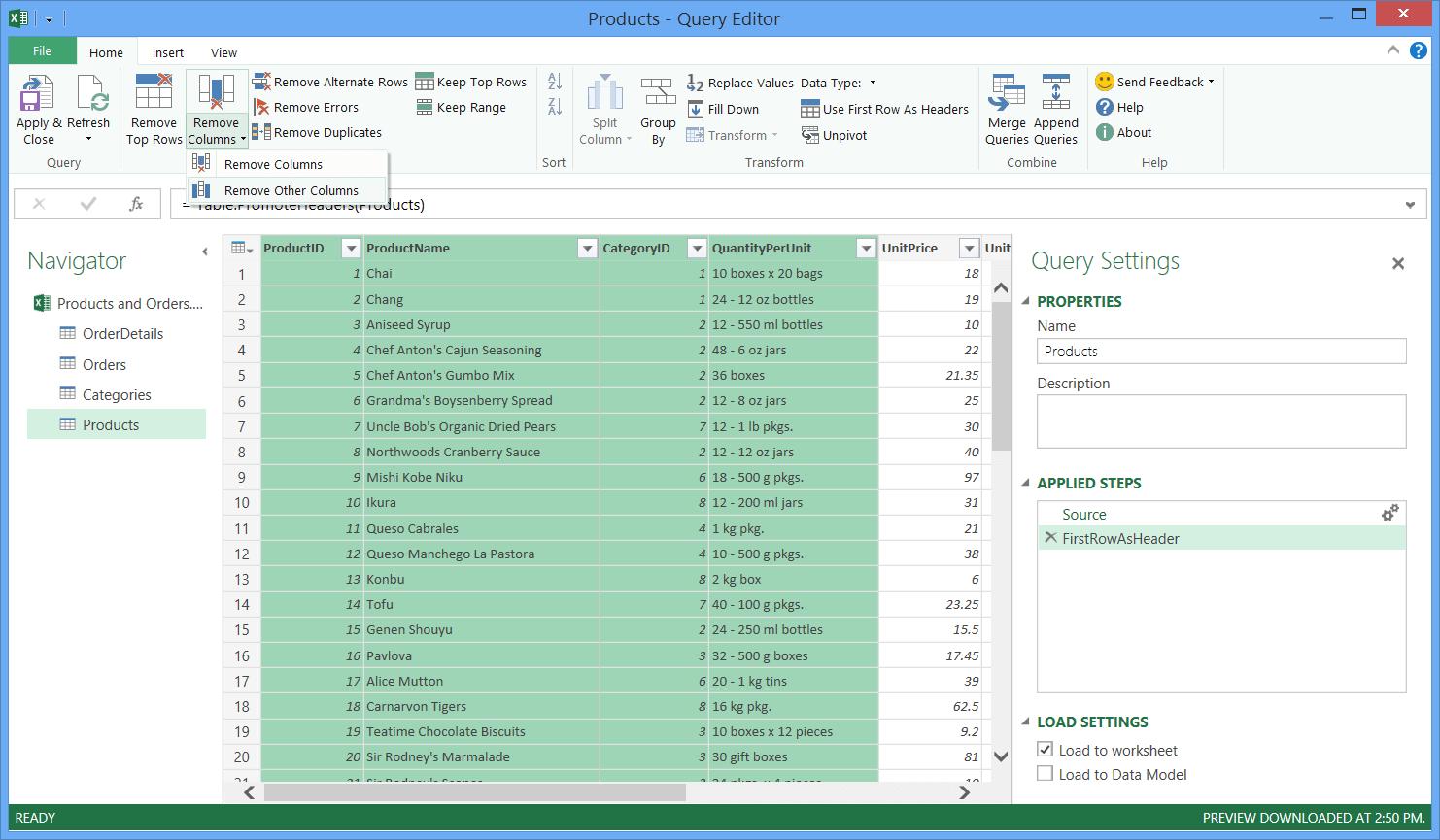 Combine Spreadsheets In Excel