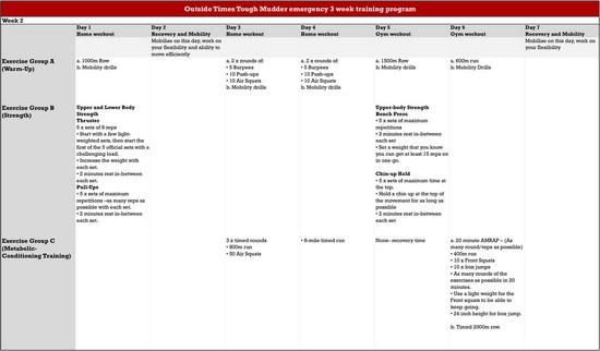 Crossfit Programming Spreadsheet | LAOBING KAISUO