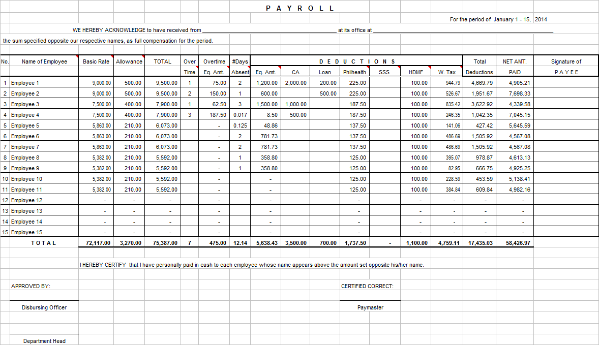 employee deductions calculator - Tier.brianhenry.co