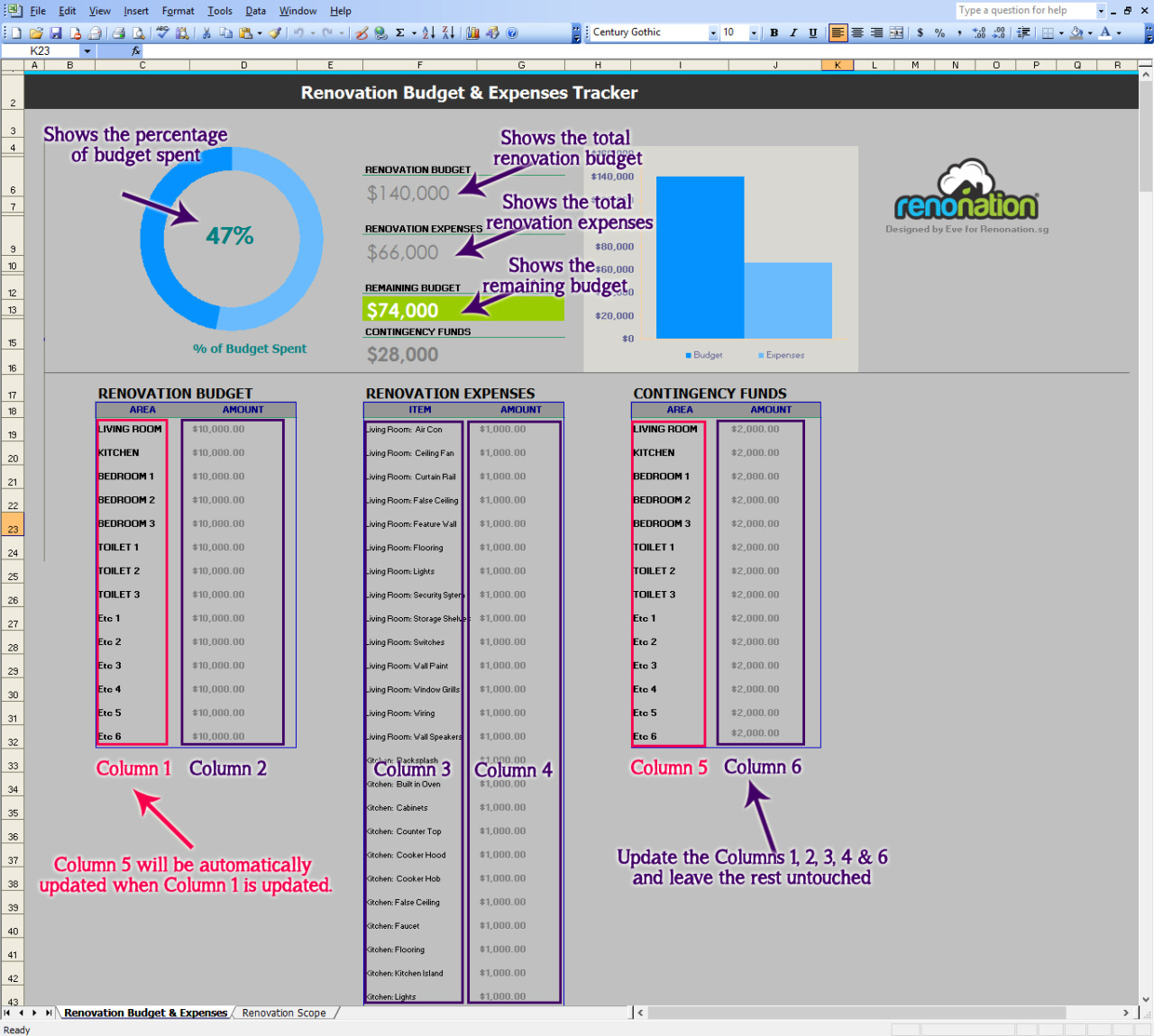 property management excel templates - Beni.algebra-inc.co