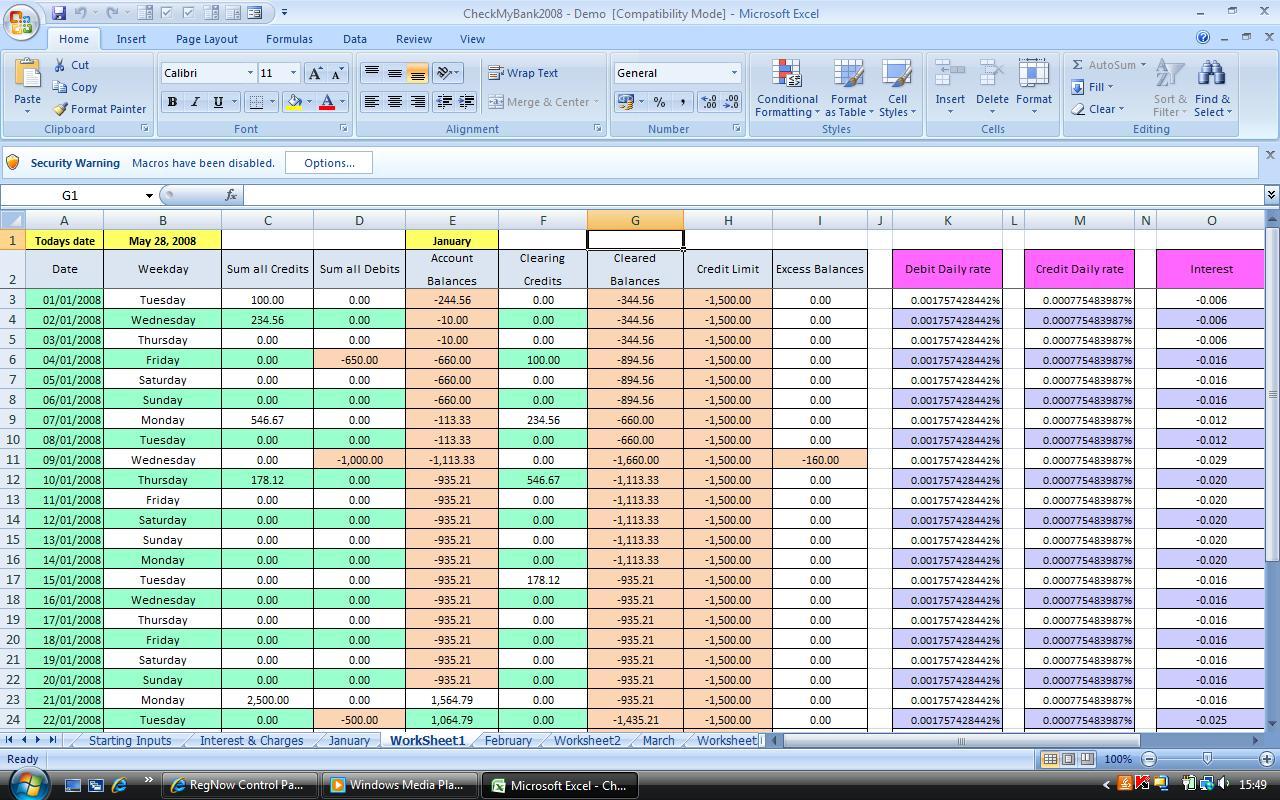 Excel Mortgage Amortization Excel Spreadsheet