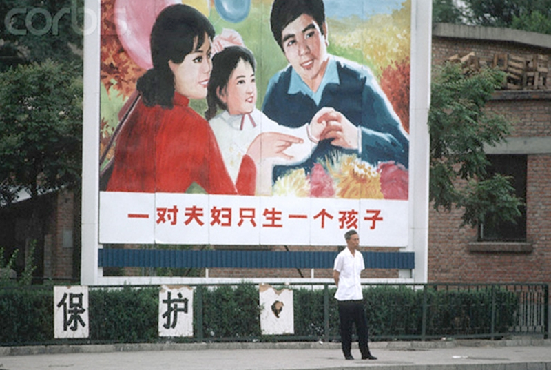 China Once Child Policy