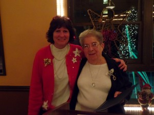 Sr.Louise & Pres Shirley Sestric