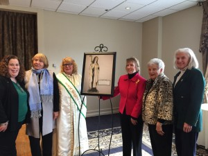 Peggy Reagan and St Brigid Committee
