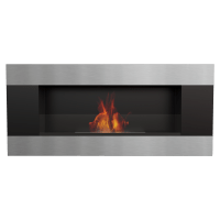 Bio Fireplace Delta 2 Horizontal, Ireland, biofire ...
